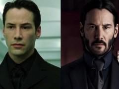 《黑客帝国》主演现状 基努·里维斯愿接棒休叔成为金钢狼