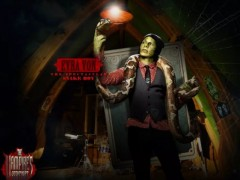 恐怖电影《奇趣马戏团:吸血鬼的助手》 可怕角色令人乏味