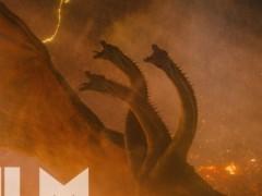 《哥斯拉2:怪兽之王》全新剧照 奇幻怪兽超级逼真