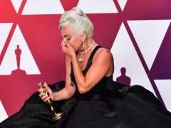 女神卡卡获奥斯卡奖旧事遭扒 Lady Gaga曾被讽:你永远不会红