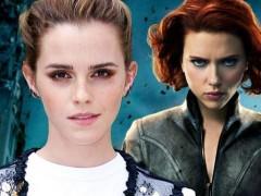 《黑寡妇》第二女主角候选名单 艾玛·沃特森有望出演女版庞德