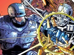 《终结者》时间轴有几条 詹姆斯卡麦隆决定了机器战警原型