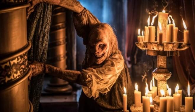 《血皇后崛起》重视漫画设定 地狱男爵从母亲骨灰中诞生吗