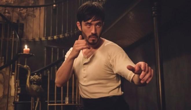 李小龙未完成作品《战士》 四条剧情线真实反应华人在美国遭遇